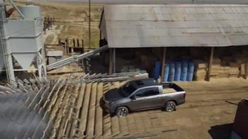 Honda Ridgeline TV Spot, 'New Rules' - Thumbnail 4