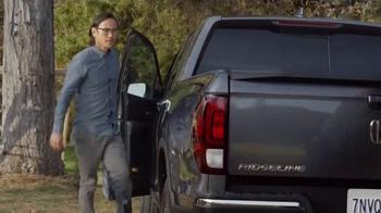 Honda Ridgeline TV Spot, 'New Rules' - Thumbnail 6