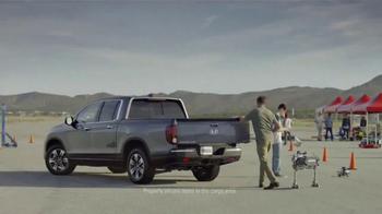 Honda Ridgeline TV Spot, 'New Rules' - Thumbnail 8