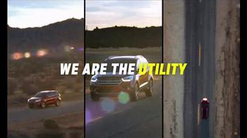 2017 Ford Escape TV Spot, 'Fans' - Thumbnail 8