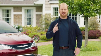 2017 Chrysler Pacifica TV Spot, 'Rising Star' Featuring Jim Gaffigan - 2 commercial airings