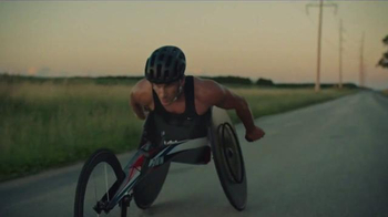 BMW Performance Wheelchair TV Spot, 'Built For Gold' Featuring Josh George - Thumbnail 1