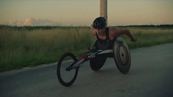 BMW Performance Wheelchair TV Spot, 'Built For Gold' Featuring Josh George - Thumbnail 2