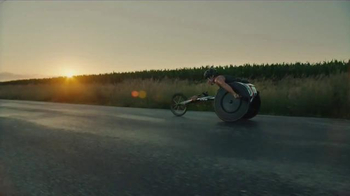 BMW Performance Wheelchair TV Spot, 'Built For Gold' Featuring Josh George - Thumbnail 3