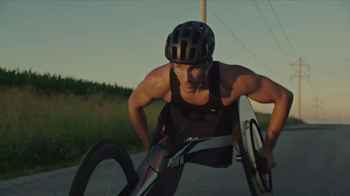 BMW Performance Wheelchair TV Spot, 'Built For Gold' Featuring Josh George - Thumbnail 5