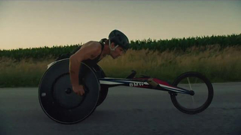 BMW Performance Wheelchair TV Spot, 'Built For Gold' Featuring Josh George - Thumbnail 9
