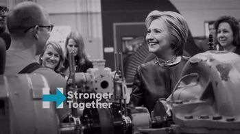 Hillary for America TV Spot, 'The Plan' - 86 commercial airings