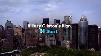 Hillary for America TV Spot, 'The Plan' - Thumbnail 2