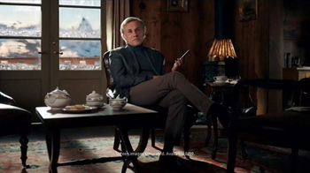 Samsung Galaxy Note7 TV Spot, 'Busy, Busy, Busy' Featuring Christoph Waltz