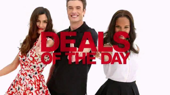 Macy's One Day Sale TV Spot, 'Sportswear for Him and Her' - Thumbnail 2