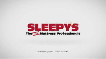 Sleepy's TV Spot, 'Lowest Prices of the Season' - Thumbnail 8
