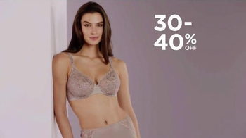 Kohl's Semi-Annual Intimates Sale TV Spot, 'The Biggest Assortment' - Thumbnail 4