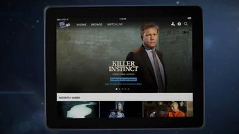 Investigation Discovery ID GO App TV Spot, 'Watch Anywhere'