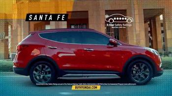 Hyundai Summer Clearance Event TV Spot, 'End of Summer Deals' - Thumbnail 6