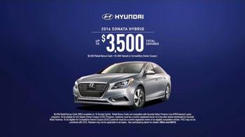 Hyundai Summer Clearance Event TV Spot, 'End of Summer Deals' - Thumbnail 9
