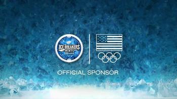 Ice Breakers TV Spot, 'Break Through Olympics' - Thumbnail 9
