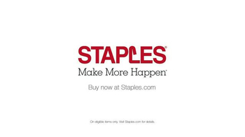 Staples TV Spot, 'Back-to-School Sanity Saver' - Thumbnail 4