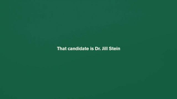 Jill Stein for President TV Spot, 'There Is a Candidate' - Thumbnail 8