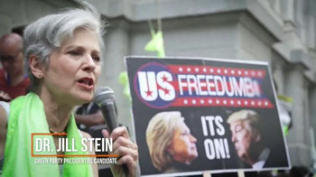 Jill Stein for President TV Spot, 'There Is a Candidate' - 13 commercial airings