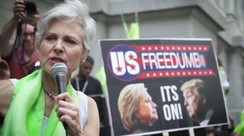 Jill Stein for President TV Spot, 'There Is a Candidate' - Thumbnail 7