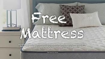 Ashley Furniture Back 2 School Mattress Event TV Spot, 'Four Years' - Thumbnail 3