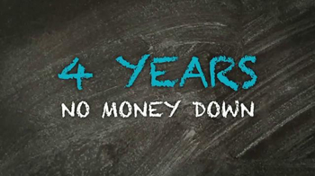 Ashley Furniture Back 2 School Mattress Event TV Spot, 'Four Years' - Thumbnail 5