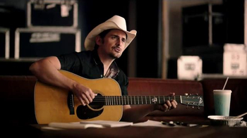 Nationwide Insurance TV Spot, 'Songs for All Your Sides: Brad Paisley'