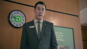 TD Bank TV Spot, 'Robot Intern'