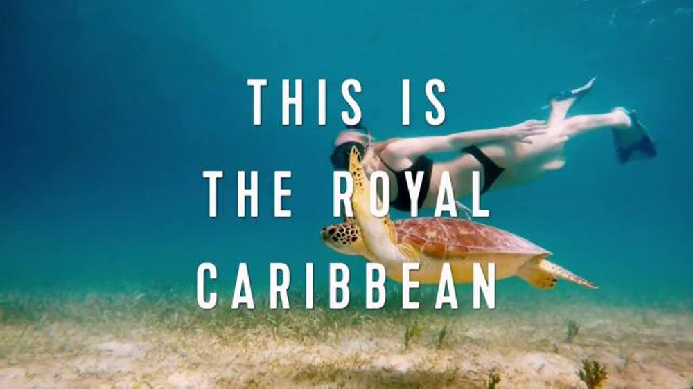 Royal Caribbean Cruise Lines Tv Commercial Not Page