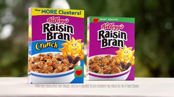 Kellogg's Raisin Bran TV Spot, 'Father and Daughter Bike-A-Thon: Crunch' - Thumbnail 6