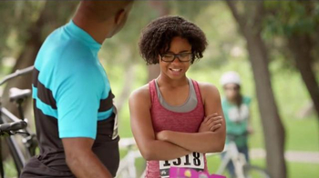 Kellogg's Raisin Bran TV Spot, 'Father and Daughter Bike-A-Thon: Crunch' - Thumbnail 1