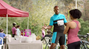 Kellogg\'s Raisin Bran TV Spot, \'Father and Daughter Bike-A-Thon: Crunch\'
