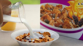 Kellogg's Raisin Bran TV Spot, 'Father and Daughter Bike-A-Thon: Crunch' - Thumbnail 3