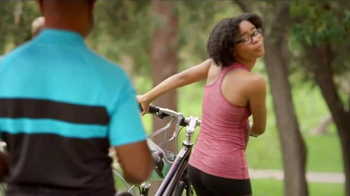 Kellogg's Raisin Bran TV Spot, 'Father and Daughter Bike-A-Thon: Crunch' - Thumbnail 4