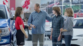 Toyota Annual Clearance Event TV Spot, 'College' - Thumbnail 2