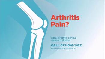 Acurian TV Spot, 'Arthritis Clinical Research Studies' - Thumbnail 1