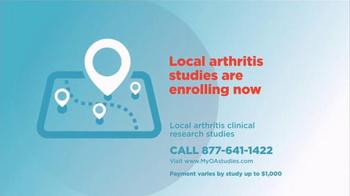 Acurian TV Spot, 'Arthritis Clinical Research Studies' - Thumbnail 2