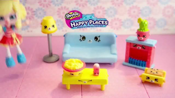Shopkins Happy Places TV Spot, 'Roomies' - Thumbnail 1