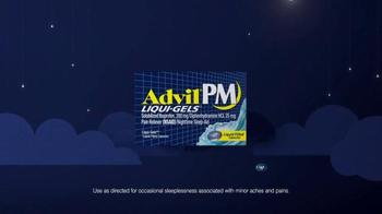 Advil PM TV Spot, 'Fact: Lying Awake' - Thumbnail 4