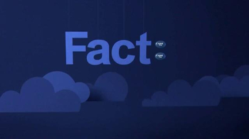 Advil PM TV Spot, 'Fact: Lying Awake' - Thumbnail 1