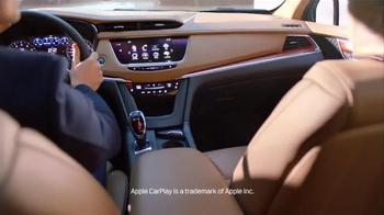 2017 Cadillac XT5 TV Spot, 'Follow Your Dreams' - Thumbnail 3