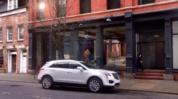 2017 Cadillac XT5 TV Spot, 'Follow Your Dreams' - Thumbnail 5