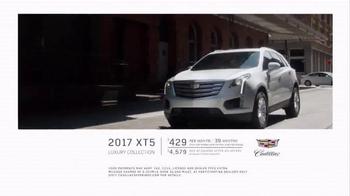 2017 Cadillac XT5 TV Spot, 'Follow Your Dreams' - Thumbnail 7
