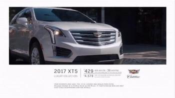 2017 Cadillac XT5 TV Spot, 'Follow Your Dreams' - Thumbnail 8