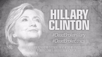 Rebuilding America Now PAC TV Spot, 'Dead Broke' - Thumbnail 10