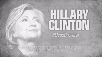 Rebuilding America Now PAC TV Spot, 'Dead Broke' - Thumbnail 9