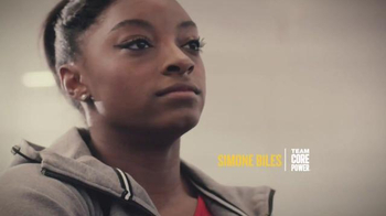 Core Power TV Spot, 'Simone Biles Chooses to Be Awesome' - Thumbnail 2