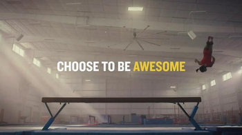 Core Power TV Spot, 'Simone Biles Chooses to Be Awesome' - Thumbnail 7