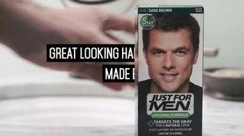 Just For Men Original Formula TV Spot, 'Paul' - Thumbnail 10