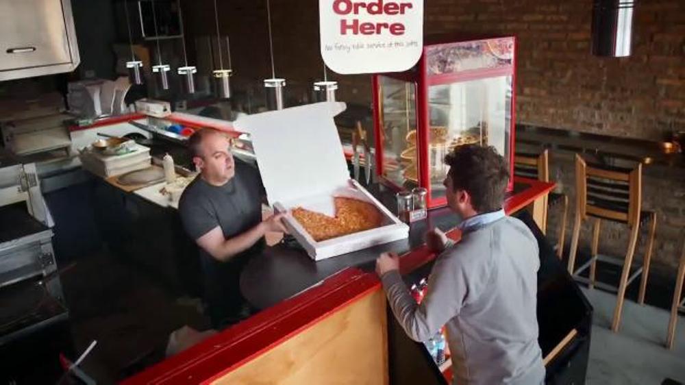 Aleve TV Commercial, 'Pizza Parlor. Live Whole. Not Part.'